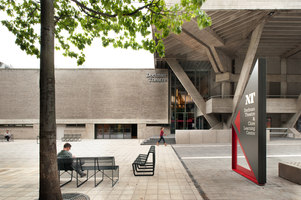 National Theatre - NT Future | Théâtres | Haworth Tompkins Architects