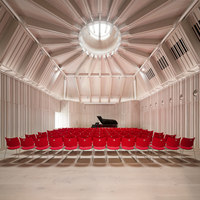 Royal Academy of Music | Office facilities | Ian Ritchie Architects