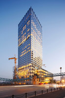 Wanda Reign Hotel facade | Hotels | Make Architects