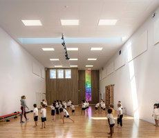 Cambridge University Primary School | Scuole | Marks Barfield Architects