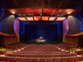 Wallis Annenberg Center for the Performing Arts | Concert halls | SPF:architects