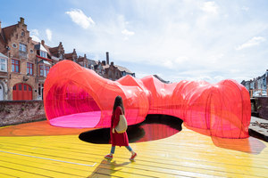 The Bruges Pavilion | Installations | SelgasCano