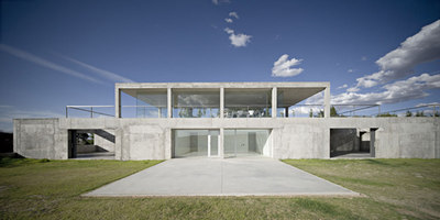 Rufo House | Detached houses | Alberto Campo Baeza