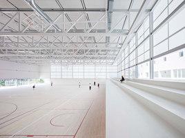 Multi-sport Pavilion And Classroom Complex | Impianti sportivi | Alberto Campo Baeza