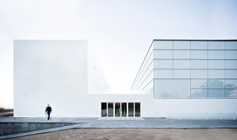 Multi-sport Pavilion And Classroom Complex | Instalacione deportivas | Alberto Campo Baeza