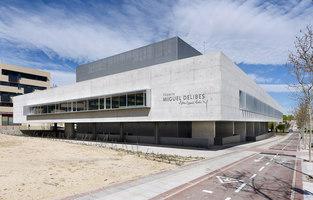 Espacio Miguel Delibes | Universities | RAFAEL DE LA-HOZ Arquitectos