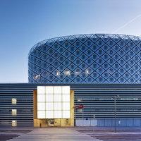 Rey Juan Carlos, the new hospital of Móstoles | Hospitals | RAFAEL DE LA-HOZ Arquitectos
