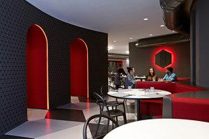 Briscola - Pizza Society | Restaurant interiors | Fabio Novembre