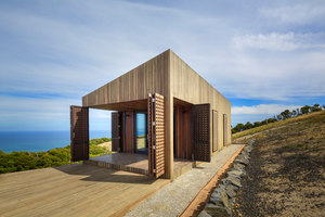 Moonlight Cabin | Case unifamiliari | Jackson Clements Burrows