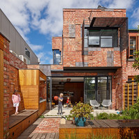 Cubo House | Semi-detached houses | PHOOEY Architects