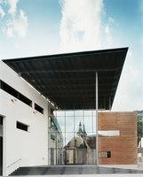 REALGYMNASIUM STERZING | Écoles | Höller & Klotzner Architekten
