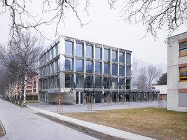 École Professionelle | Écoles | Bonnard Woeffray Architectes