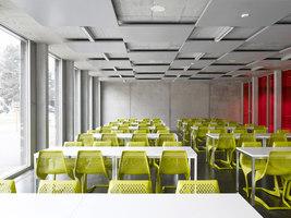 École Professionelle | Schools | Bonnard Woeffray Architectes