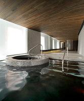 Scandinave Les Bains Vieux-Montréal | Spa Anlagen | Saucier + Perrotte Architectes