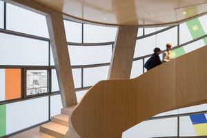 Maggie's Centre Barts | Hospitals | Steven Holl