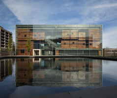Lewis Arts Complex | Universitäten | Steven Holl