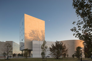 Lewis Arts Complex | Universities | Steven Holl
