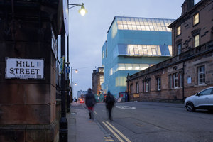 Seona Reid Building, Glasgow School of Art | Scuole | Steven Holl