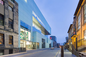Seona Reid Building, Glasgow School of Art | Schools | Steven Holl