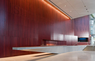 Alice Tully Hall, Lincoln Center | Auditorium | DS+R I Diller Scofidio + Renfro