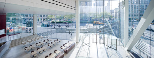 Alice Tully Hall, Lincoln Center | Concert halls | DS+R I Diller Scofidio + Renfro