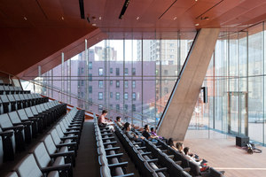 Roy and Diana Vagelos Education Center | Universidades | DS+R I Diller Scofidio + Renfro