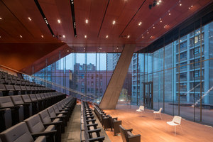 Roy and Diana Vagelos Education Center | Universities | DS+R I Diller Scofidio + Renfro