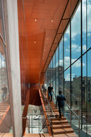 Roy and Diana Vagelos Education Center | Universities | Diller Scofidio + Renfro