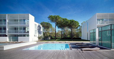 Jesolo Lido Village, Condominium and Hotel | Einfamilienhäuser | Richard Meier & Partners Architects