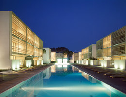 Jesolo Lido Village, Condominium and Hotel | Detached houses | Richard Meier & Partners Architects