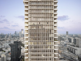 Rothschild Tower | Apartment blocks | Richard Meier & Partners Architects