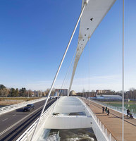 Cittadella Bridge | Bridges | Richard Meier & Partners Architects