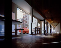 STOREFRONT RENOVATION (WALL MACHINE) | Shops | Acconci Studio
