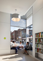 Queens Central Library | Children's Library Discovery Center | Administration buildings | 1100: