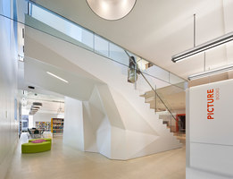 Queens Central Library | Children's Library Discovery Center | Edifici amministrativi | 1100: