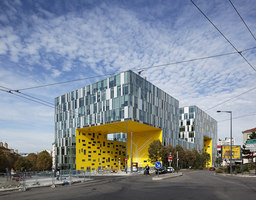 LA CITE DES AFFAIRES SAINT-ETIENNE | Administration buildings | Manuelle Gautrand Architecture