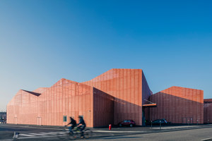 LE FORUM | Sports halls | Manuelle Gautrand Architecture