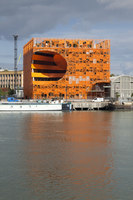 The Orange Cube | Edifici per uffici | Jakob + MacFarlane