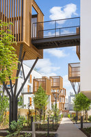 Romainville | Apartment blocks | Brenac & Gonzalez