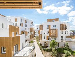 Romainville | Mehrfamilienhäuser | Brenac & Gonzalez
