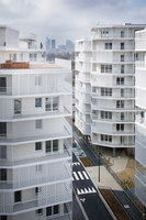 Rue Camille Claudel | Apartment blocks | Hamonic+Masson & Associés