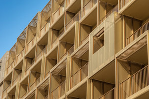 Golden Cube | Mehrfamilienhäuser | Hamonic+Masson & Associés