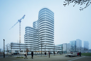 New'R Building | Office buildings | Hamonic+Masson & Associés