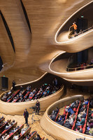 Harbin Opera House | Konzerthallen | MAD Architects