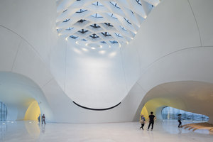 Harbin Opera House | Salas de conciertos | MAD Architects