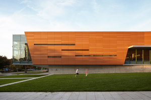 Lawrence Public Library Expansion | Edifici amministrativi | Gould Evans