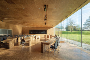 Parliament for the German-Speaking Community | Edifici amministrativi | Atelier Kempe Thill