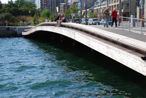 Spadina Wavedeck | Ponti | West 8 urban design & landscape architecture b.v.