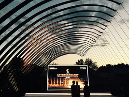 Serpentine Pavilion Beijing | Installations | Jiakun Architects