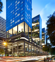PARKROYAL on Pickering | Hotels | WOHA